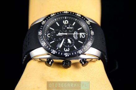 Zegarek Męski Adriatica na Pasku A1181.B254CH - Chronograf Swiss Made
