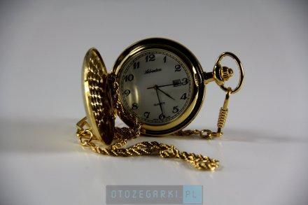 Zegarek Kieszonkowy Męski Adriatica A7705.1322Q - Quartz Swiss Made