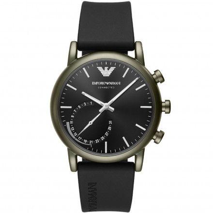 Emporio Armani Connected ART3016 Hybrydowy Zegarek SmARTwatch Ea