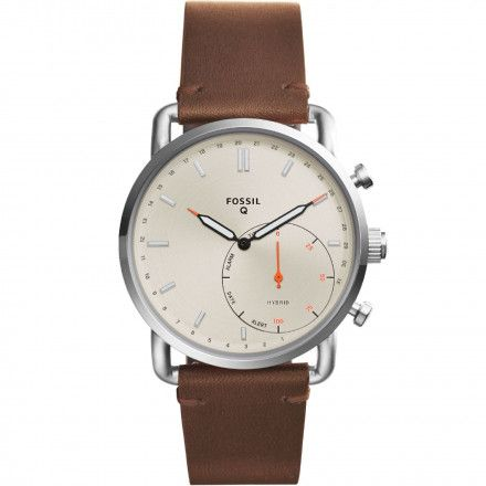 Zegarek Fossil Q FTW1150 - FossilQ Commuter Hybrid Watch Smartwatch