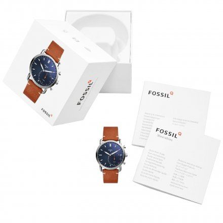 Zegarek Fossil Q FTW1151 - FossilQ Commuter Hybrid Watch Smartwatch