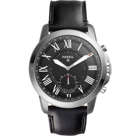 Zegarek Fossil Q FTW1157 - FossilQ Grant Hybrid Watch Smartwatch - SALE