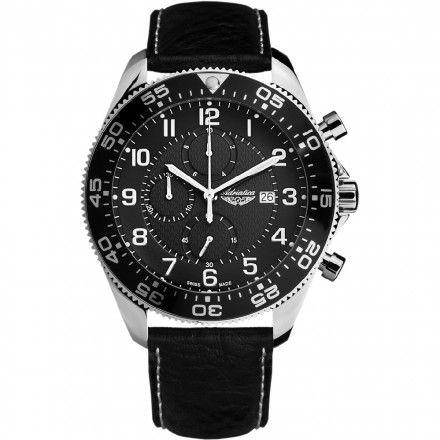 Zegarek Męski Adriatica A1147.5224CH - Chronograf Swiss Made
