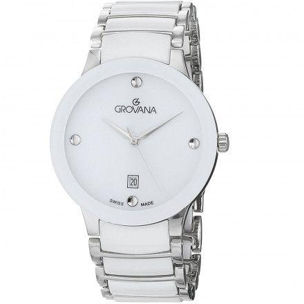 Zegarek Grovana GV4021.1183 Ceramic Lady 4021.1183
