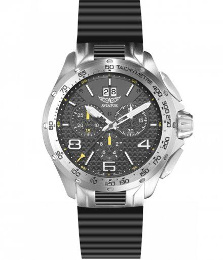 Zegarek Męski Aviator M.2.19.0.131.6 Mig-35