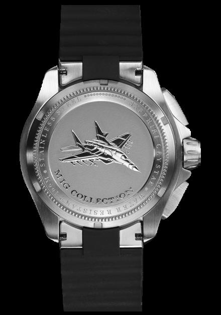 Zegarek Męski Aviator M.2.19.0.143.6 Mig-35