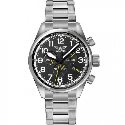 Zegarek Męski Aviator V.2.25.0.169.5 Airacobra P45 Chrono