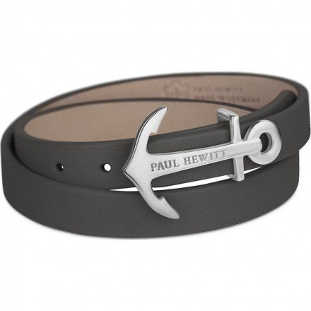 Bransoletka Paul Hewitt North Bound Rose Gold Grey PH-WB-R-13