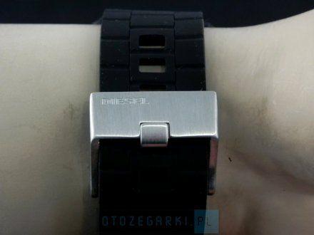 Diesel DZ1437 Zegarek Unisex Na Pasku Z Kolekcji Double Down Size 44