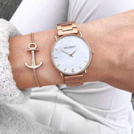 Zegarek Paul Hewitt Miss Ocean Pearl PH-M-R-P-33S