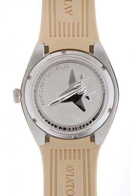 Zegarek Męski Aviator M.1.05.0.014.6 Mig-25 Foxbat