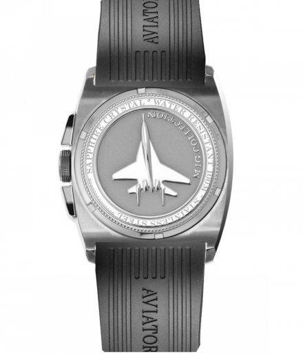 Zegarek Męski Aviator M.1.12.0.052.6 MIG-29 Gmt