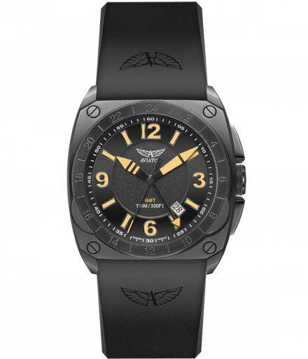 Zegarek Męski Aviator M.1.12.5.053.6 MIG-29 Gmt