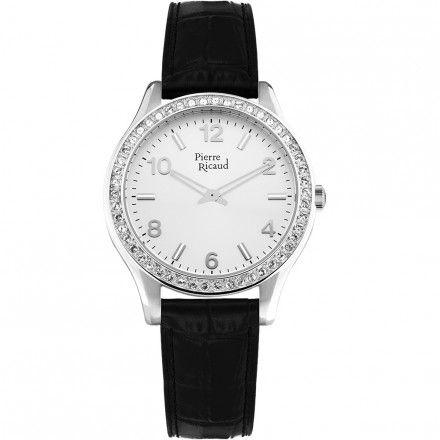 Pierre Ricaud P21068.5253QZ Zegarek - Niemiecka Jakość