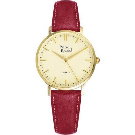 Pierre Ricaud P51074.1011Q Zegarek