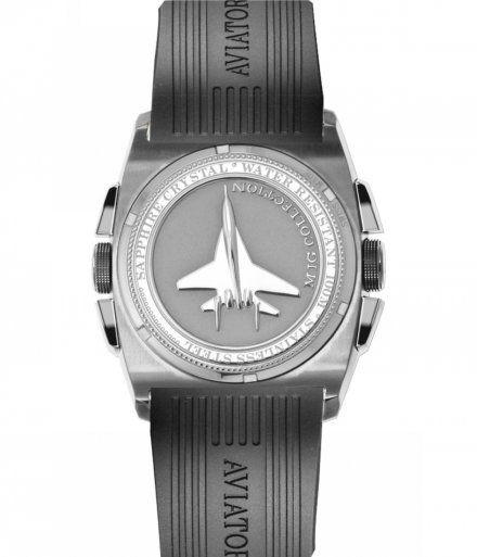 Zegarek Męski Aviator M.2.04.0.009.6 MIG-29 Chrono