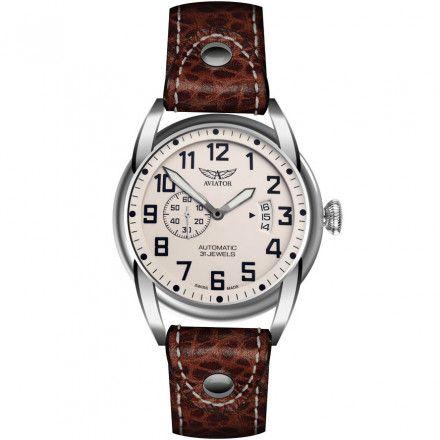 Zegarek Męski Aviator V.3.18.0.161.4 Bristol Scout