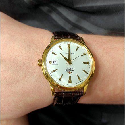 ORIENT FAC00003W0 Zegarek Męski Japońskiej Marki Orient FAC00003