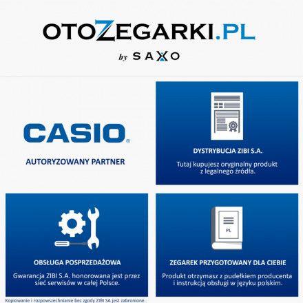 Zegarek Męski Casio MTP-1188Q-7BEV Casio Classic MTP 1188Q 7BEV