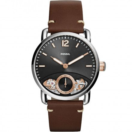 Fossil ME1165 The Commuter - Zegarek Męski - SALE -30%