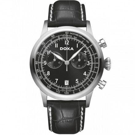 Zegarek Szwajcarski Doxa D-Air Chronograph 190.10.105.01