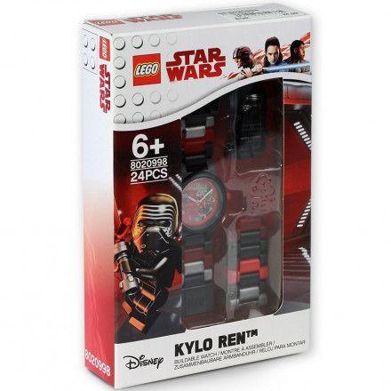 8020998 Zegarek LEGO STAR WARS KYLO REN Minifigurka