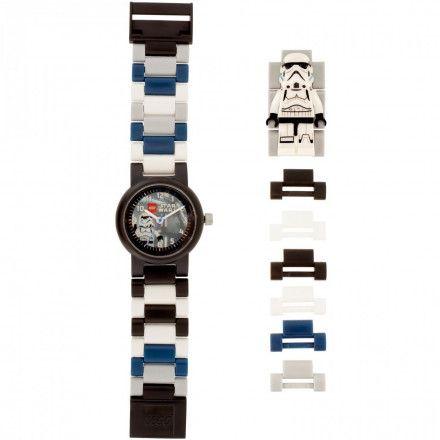 8021025 Zegarek LEGO STAR WARS SZTURMOWIEC Minifigurka