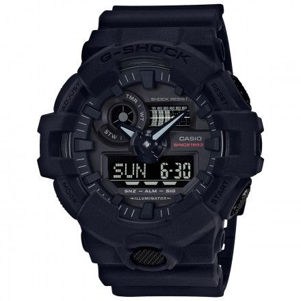 Zegarek Casio GA-735A-1AER BIG BANG BLACK G-Shock GA735A 1AER
