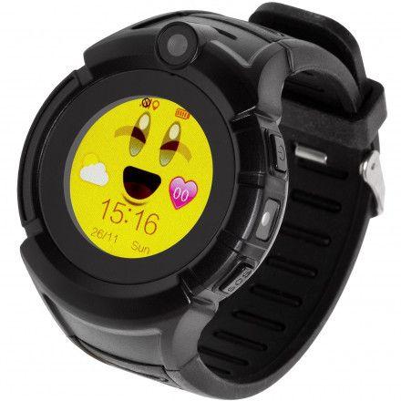 Smartwatch Lokalizator Garett Kids5 Czarny