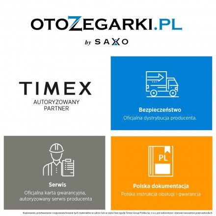 TW2P81700 Zegarek Timex Metropolitan+