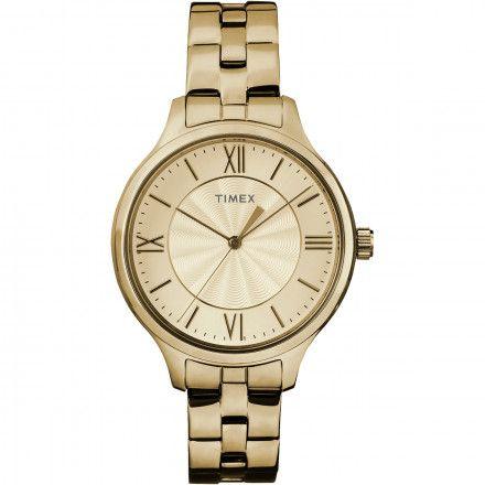 TW2R28100 Zegarek Damski Timex Classic Peyton TW2R28100