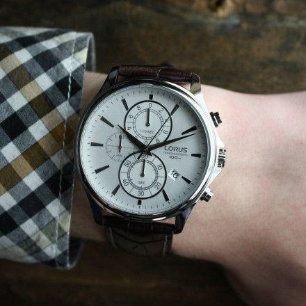 Zegarek Męski Lorus kolekcja Urban RM315DX9