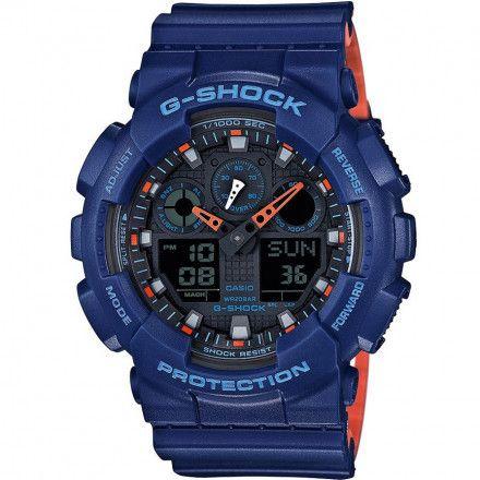 Zegarek Casio GA-100L-2AER G-Shock GA 100L 2AER