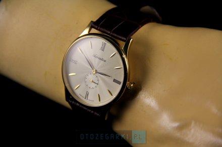 Zegarek Męski Adriatica na Pasku A1230.1261Q - Zegarek Kwarcowy Swiss Made