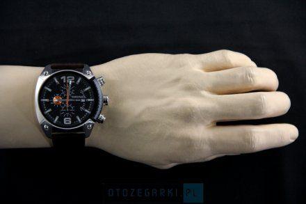 Diesel DZ4204 Zegarek Męski Na Pasku Z Kolekcji Overflow