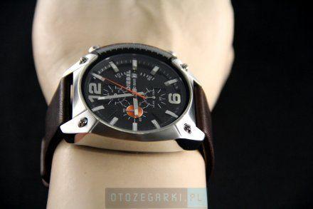 Diesel DZ4204 Zegarek Męski Na Pasku Z Kolekcji Overflow - SALE -40%
