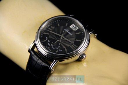 Zegarek Męski Adriatica na Pasku A8237.5266Q - Zegarek Kwarcowy Swiss Made