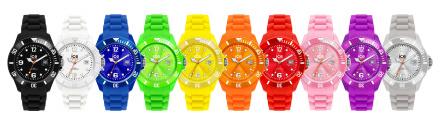 Zegarek Ice-Watch 000134 SI.WE.U.S.09 Sili Forever White Unisex