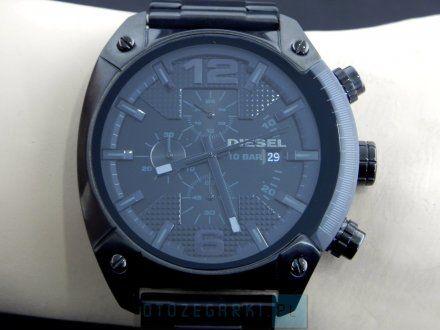Diesel DZ4223 Zegarek Męski Na Bransolecie Z Kolekcji Overflow - SALE -40%