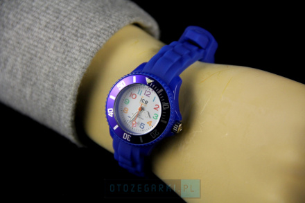 Zegarek Ice-Watch 000745 MN.BE.M.S.12 Ice - Mini - Blue - Mini