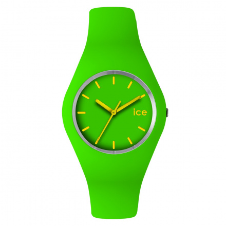 Zegarek Ice-Watch 000845 Ice.GN.U.S.12 Ice Green yellow Unisex