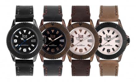 Zegarek Ice-Watch 000930 VT.BK.BB.L.13 Ice Vintage Black Big Big