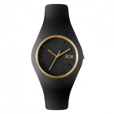 Zegarek Ice-Watch 000918 Ice.GL.BK.U.S.13 Ice Glam Black Unisex