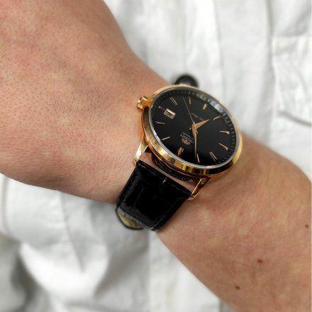 ORIENT FER27002B0 Zegarek Męski Japońskiej Marki Orient ER27002B
