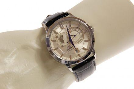 ORIENT FET0P003W0 Zegarek Japońskiej Marki Orient ET0P003W