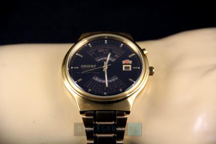 ORIENT FEU00008BW Zegarek Japońskiej Marki Orient EU00008B