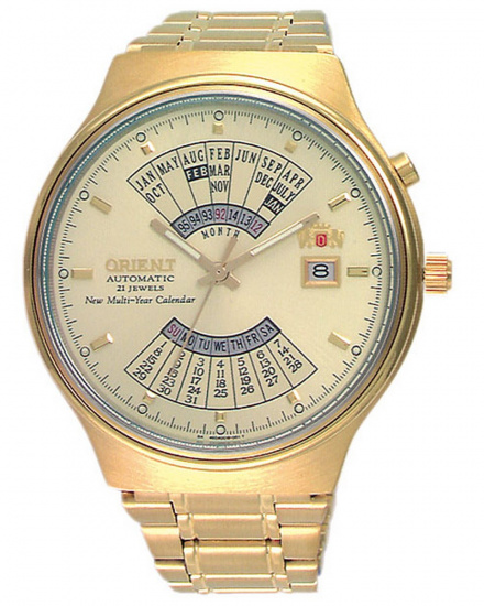 ORIENT FEU00008CW Zegarek Japońskiej Marki Orient EU00008C