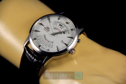 ORIENT FEU0A005WH Zegarek Japońskiej Marki Orient EU0A005W