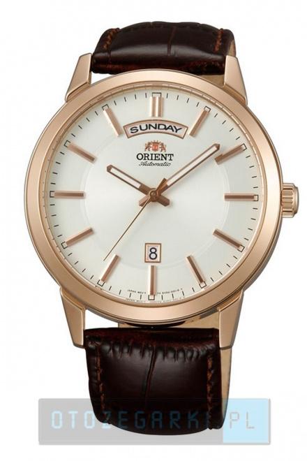 ORIENT FEV0U002WH Zegarek Japońskiej Marki Orient EV0U002W