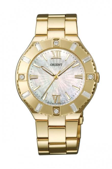 ORIENT FQC0D003W0 Zegarek Japońskiej Marki Orient QC0D003W